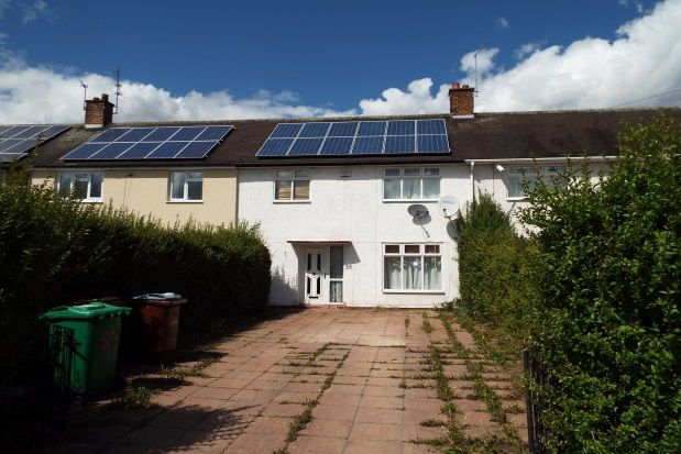 Thumbnail Terraced house to rent in Stirling Grove, Clifton