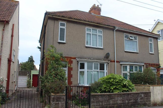 Thumbnail Property to rent in Greenwood Road, Worle, Weston-Super-Mare