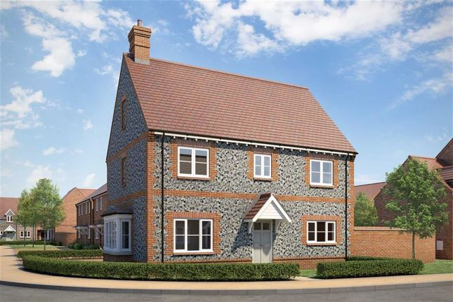Thumbnail Detached house for sale in Aylesbury Road, Aston Clinton, Aylesbury