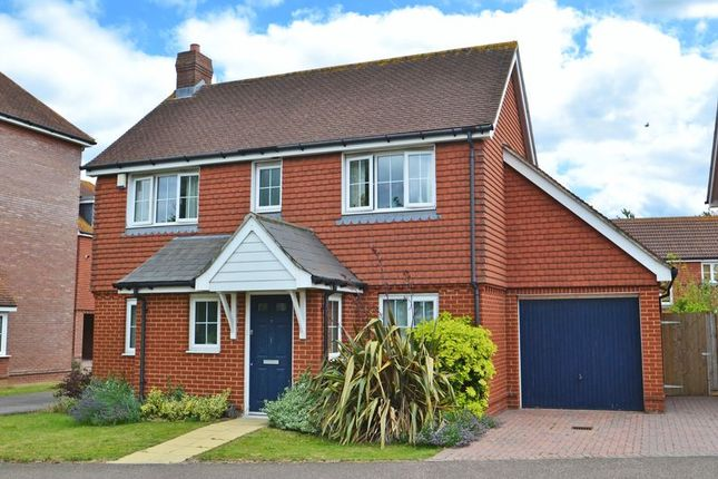 Thumbnail Detached house to rent in Mulberry Way, Sittingbourne