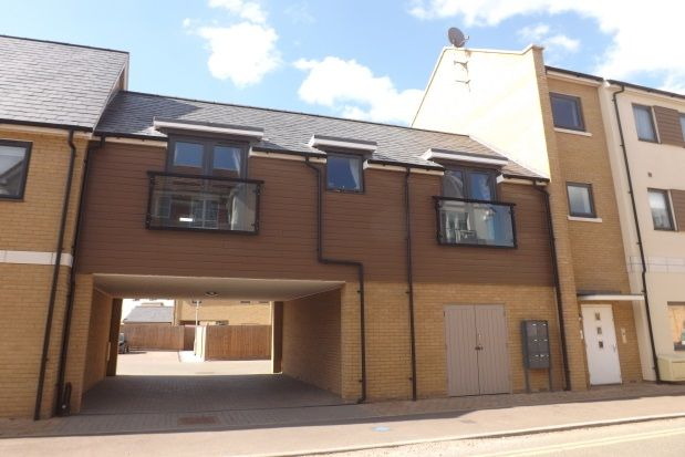 Thumbnail Flat to rent in Sullivan Court, Biggleswade