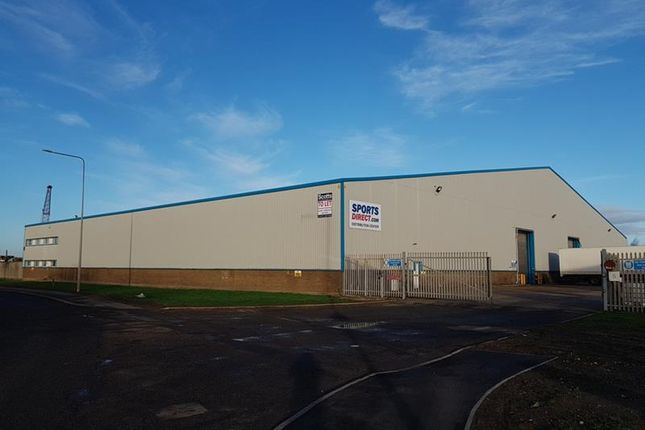 Thumbnail Light industrial to let in Stage 6, Estate Road No.1, South Humberside Ind. E, Grimsby