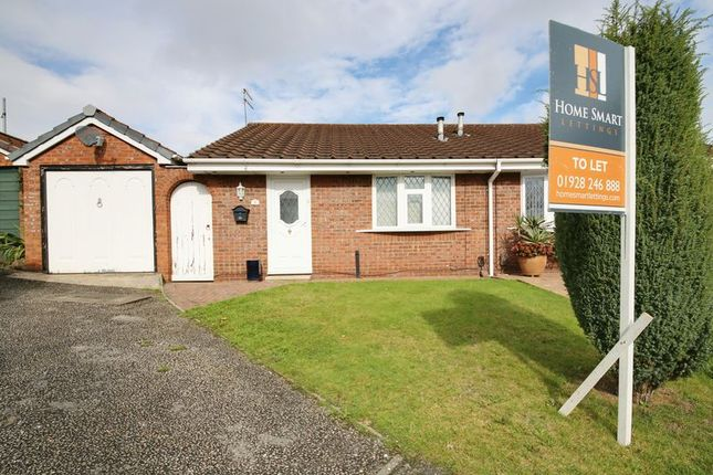 Thumbnail Bungalow to rent in Hyde Close, Beechwood, Runcorn