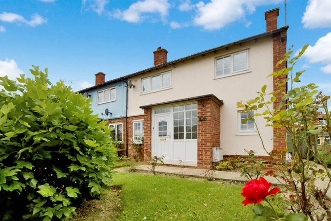 Thumbnail End terrace house for sale in Almond Way, Colchester