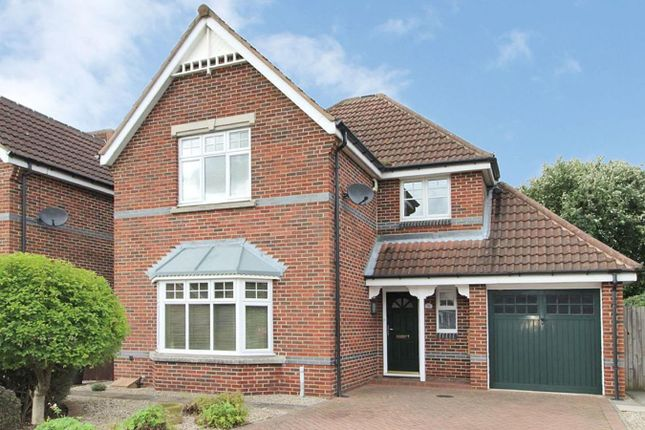 Thumbnail Detached house for sale in Harewood Chase, Romanby, Northallerton