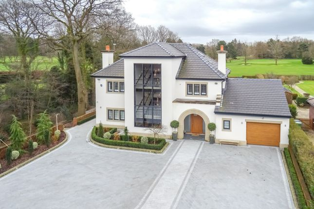 Thumbnail Detached house for sale in Manor Road, Bramhall, Stockport