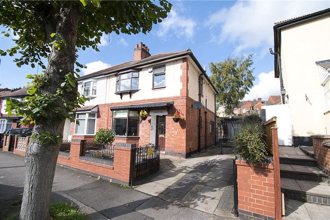 Thumbnail Semi Detached House For Sale In Earls Road Nuneaton Warwickshire