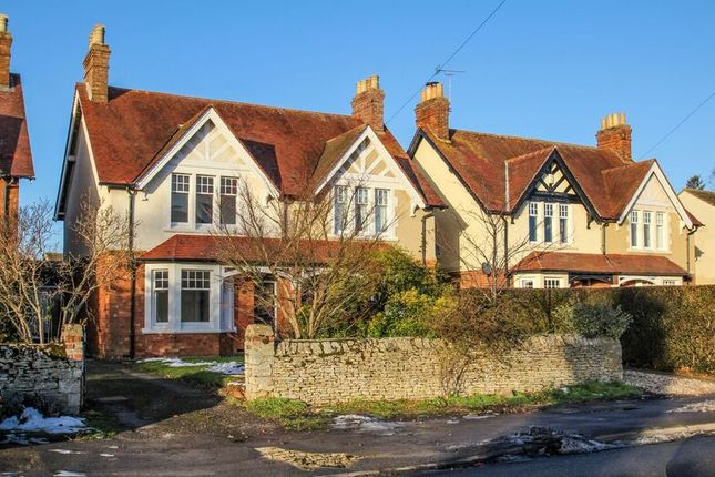 Thumbnail Semi-detached house to rent in Woodstock Road, Witney