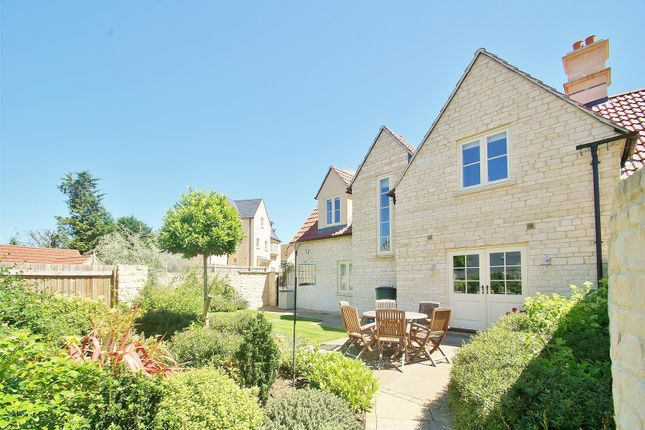 Thumbnail End terrace house for sale in Fortescue Street, Norton St. Philip, Bath