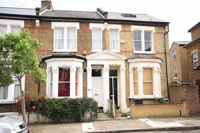 Thumbnail Terraced house to rent in Andalus Road, London