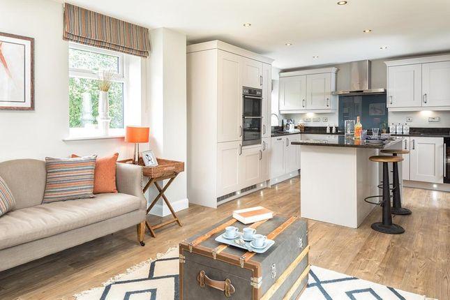 "Thumbnail Detached house for sale in ""Stratford"" at Bevans Lane, Pontrhydyrun, Cwmbran"