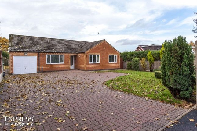 Thumbnail Detached bungalow for sale in Earlswood Drive, Mansfield, Nottinghamshire