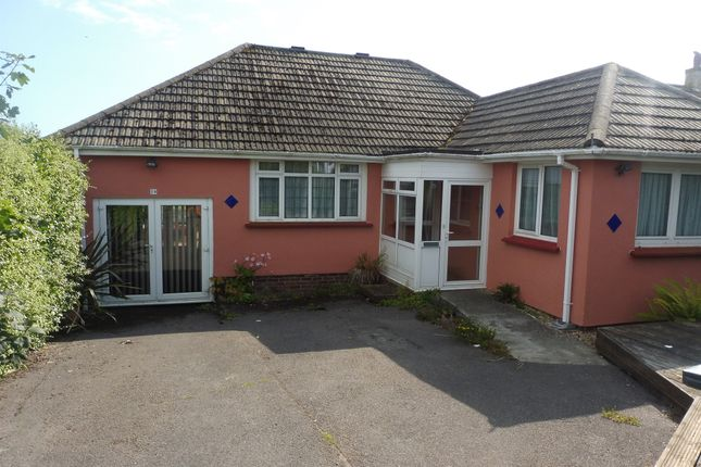 Thumbnail Detached bungalow for sale in Sandringham Drive, Preston, Paignton
