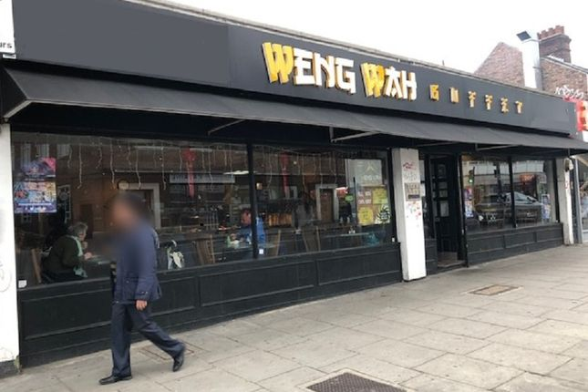 Thumbnail Restaurant/cafe to let in Station Road, Edgware, Middlesex