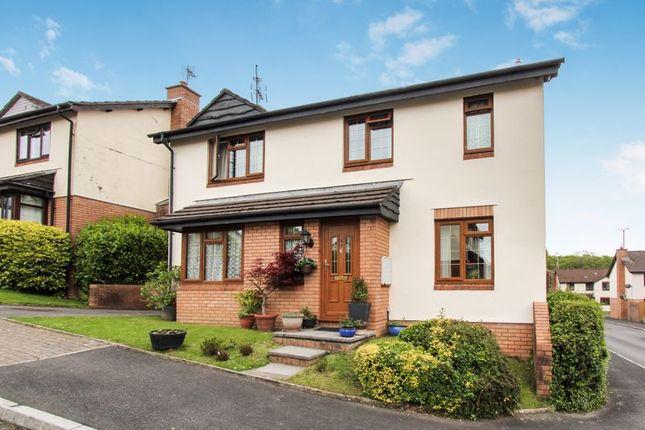 Thumbnail Detached house for sale in Maes-Y-Dderwen, Creigiau, Cardiff