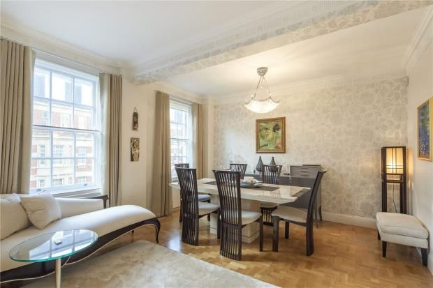 Dining Area of Lanchester Court, Seymour Street, London W2