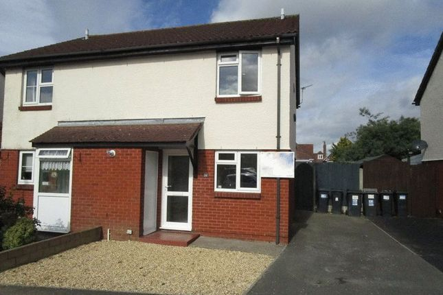Thumbnail Semi-detached house to rent in Tincleton Gardens, Bournemouth