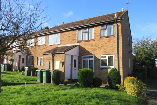 Exterior of Garratt Close, Oldbury B68