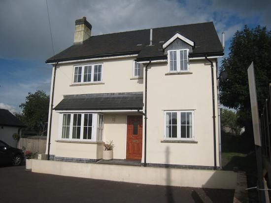 Thumbnail Detached house for sale in Orchard Cottages, Llandenny, Usk