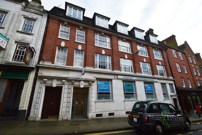 Thumbnail Flat to rent in Lloyds Avenue, Ipswich