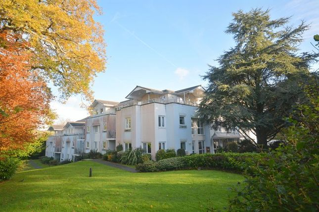 Thumbnail Flat for sale in Hillside Court, Plymouth