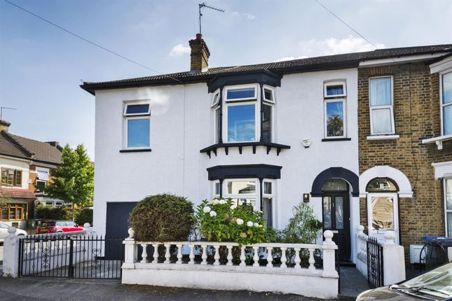 Thumbnail End terrace house for sale in Granville Road, Walthamstow, London