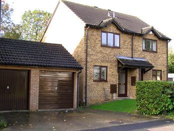 2 bed end terrace house to rent in Dovehouse Close, Eynsham, Witney OX29
