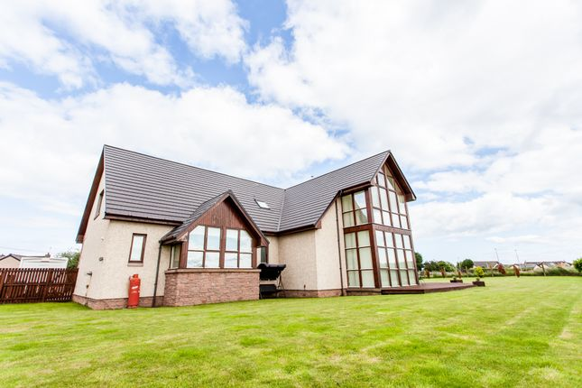 Thumbnail Detached house for sale in Myreside Drive, Inverkeilor
