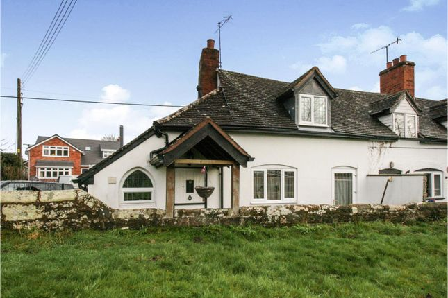 Thumbnail Cottage for sale in Swan Lane, Bromsgrove