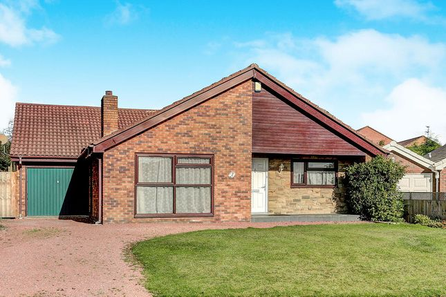 Thumbnail Bungalow for sale in Hatfield Drive, Seghill, Cramlington