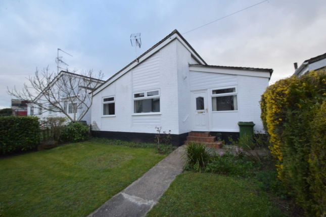 Thumbnail Detached bungalow for sale in Gunton Lane, New Costessey, Norwich