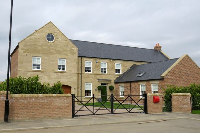 Thumbnail Detached house for sale in Brunton Square, Newcastle Upon Tyne