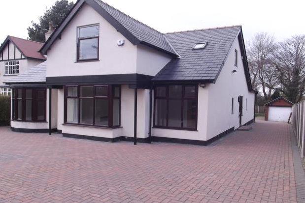 Thumbnail Detached house to rent in Whittingham Lane, Broughton, Preston