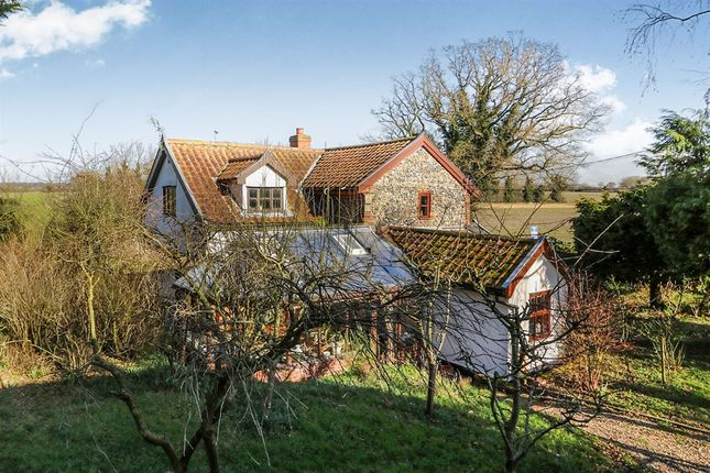Thumbnail Detached house for sale in High Starling, Banham, Norwich