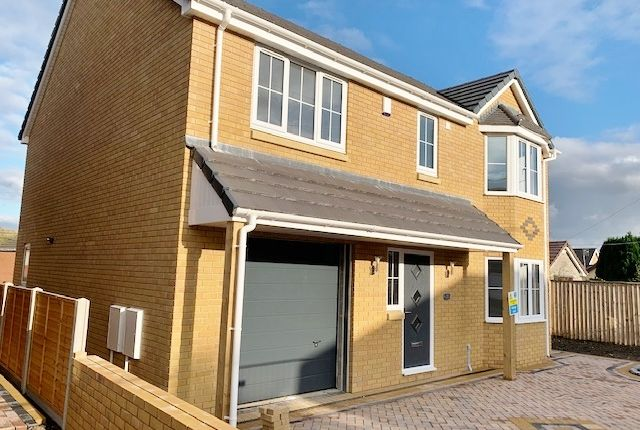 Thumbnail Detached house for sale in Sycamore Avenue, Tredegar