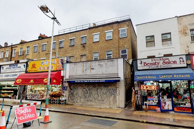 Retail premises to let in Rye Lane, London