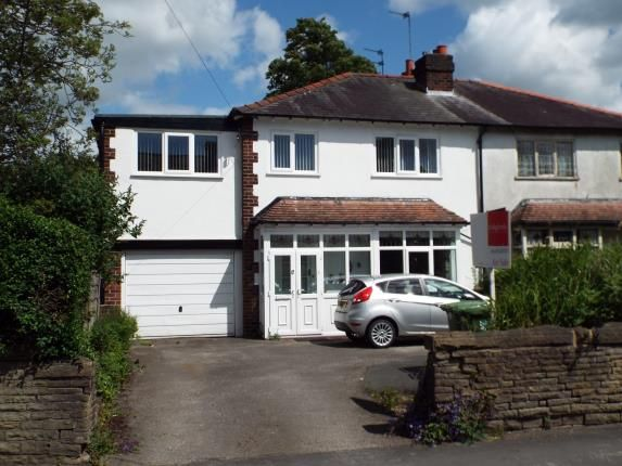 Thumbnail Semi-detached house for sale in Hawthorn Street, Wilmslow, Cheshire