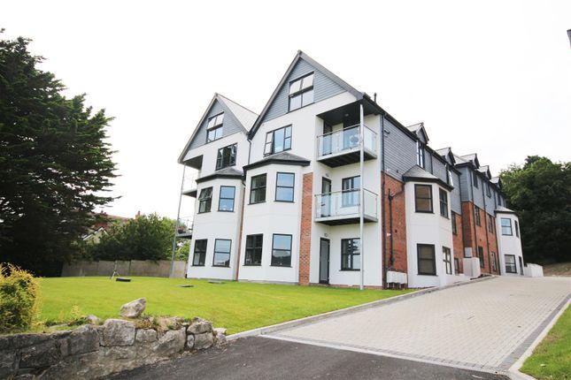 Thumbnail Flat for sale in Cedar Court, 65 Victoria Park, Colwyn Bay