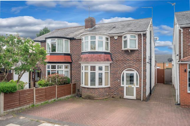 Thumbnail Semi-detached house for sale in The Lindens, Harborne, Birmingham