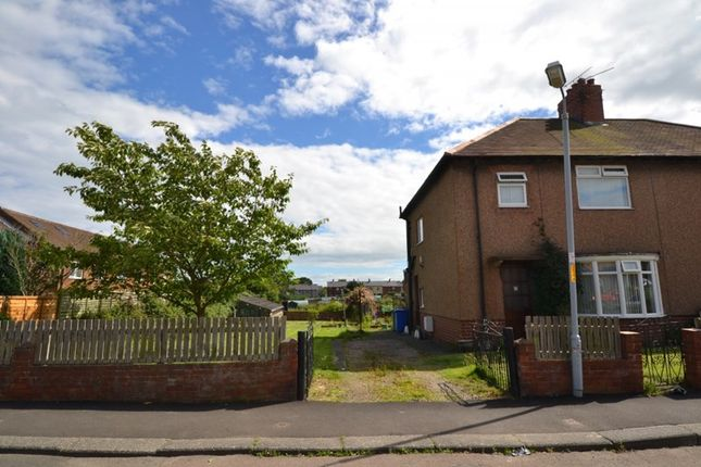 Thumbnail Semi-detached house for sale in Augur Terrace, Alnwick
