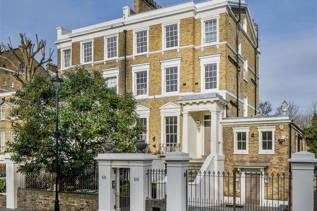 Thumbnail Semi-detached house for sale in Marlborough Place, St Johns Wood, London
