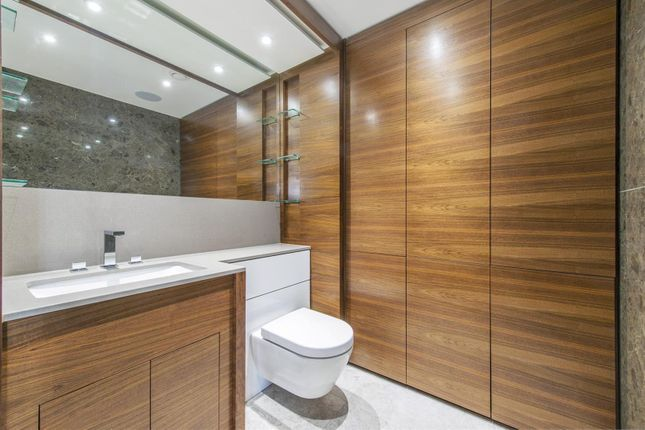 Bathroom of Quarter House, Juniper Drive, Battersea Reach, London SW18