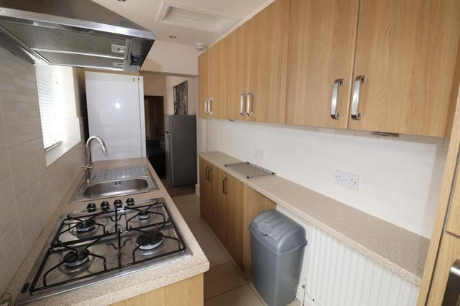 Thumbnail Terraced house to rent in Mundella Street, Leicester, Leicestershire