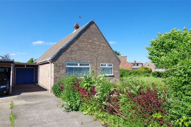 Thumbnail Bungalow for sale in St. Philips Road, Keyingham, Hull