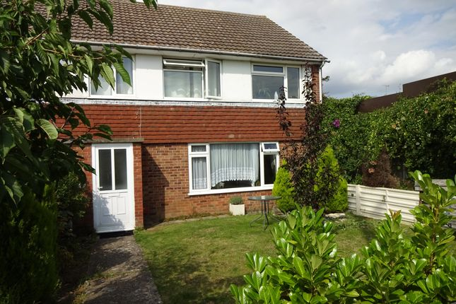 Thumbnail End terrace house to rent in Pear Tree Walk, Newington, Sittingbourne