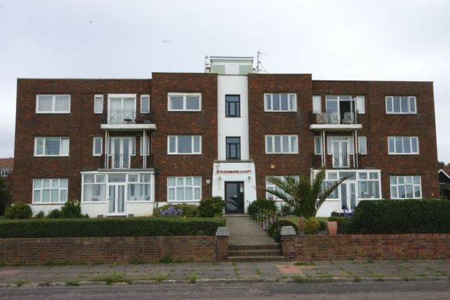 Thumbnail Flat for sale in Flat 4 Strathmore Court, De La Warr Parade, Bexhill-On-Sea