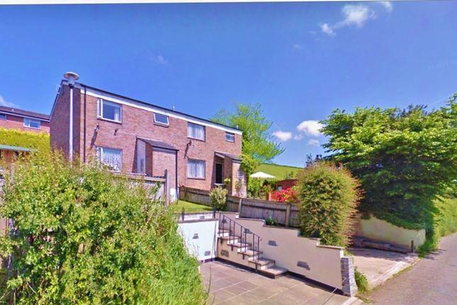 Thumbnail Semi-detached house to rent in Prince Philip Road / Ridgegrove Lane, Launceston