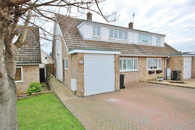 4 bed semi-detached house for sale in Norwood Way, Walton On The Naze CO14