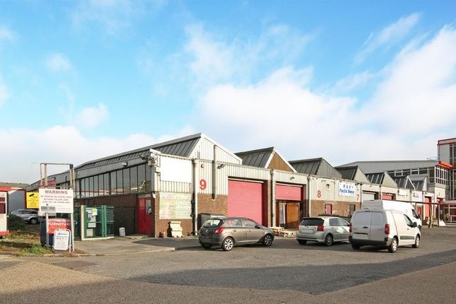 Thumbnail Light industrial for sale in Unit 9 Ropery Business Park, Anchor And Hope Lane, Charlton