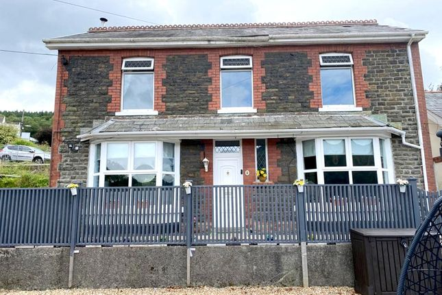 Thumbnail Detached house for sale in Pentwyn Road, Resolven, Neath, Neath Port Talbot.
